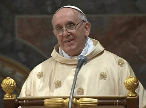 Pope Francis Says Christians Do Not Exist Outside The Roman Catholic Church