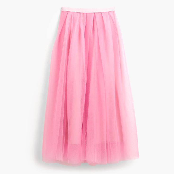 J.Crew - Tulle ball skirt