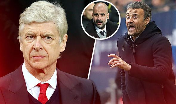Arsene Wenger blasts young managers for lack of longevity: Im like a football priest