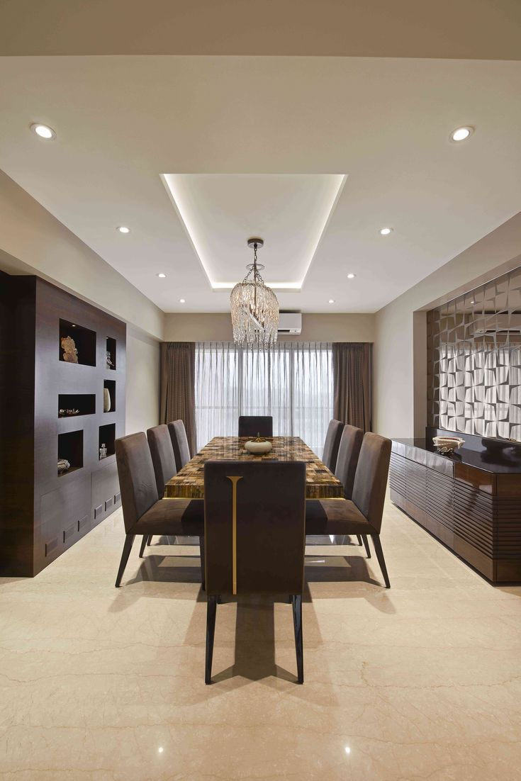Dining room design - Milind Pai