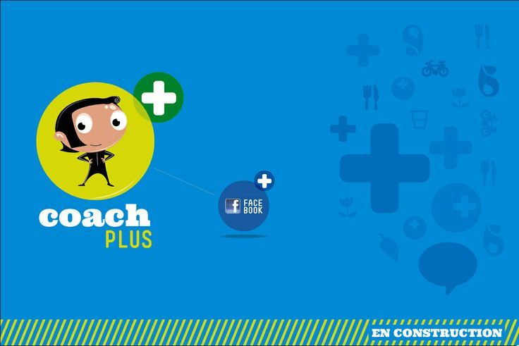 Web site Logo coach running AD//CIMO LA TEAM COACHPLUS