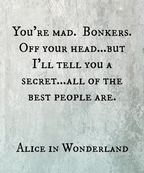 Mad Hatter Quotes Extraordinary Mad Hatter Disney Quotes Life Quotes