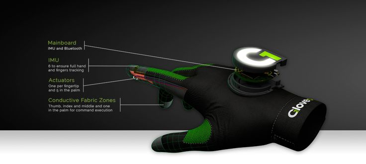 Amazing new Virtual Reality gloves from Gloveone. Seriously thinking of buying a pair of these.