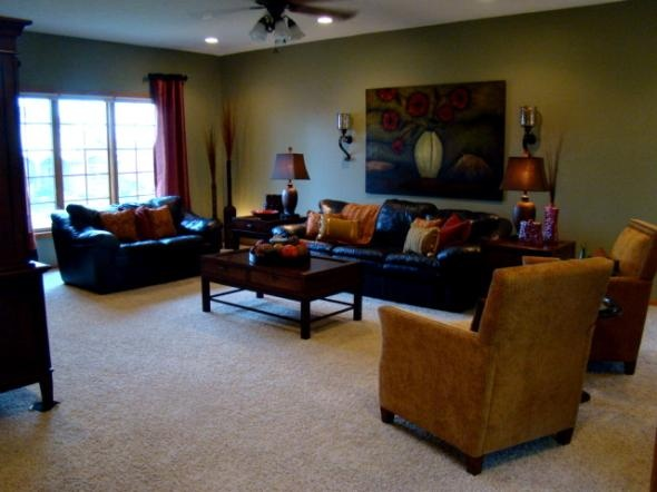 Transitional Living Room Designer Lorrie Interior Design Omaha Lincoln And Council