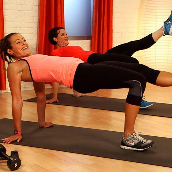 Bikini Prep: 10-Minute Total-Body Workout