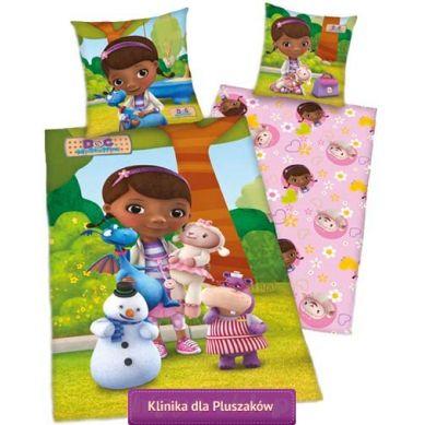 Disney Doc McStuffins bedding set kolection for kids   Pościel Klinika dla Pluszaków z Doktor Dosią - Doktor Maskotek
