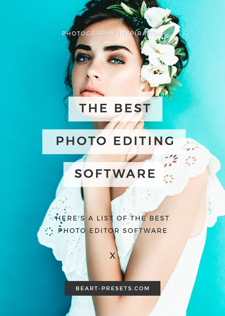 The best photo editing software | One of the best-known photo-editing software available is Photoshop. But, does that mean it is the best for everyone? Maybe and maybe not!