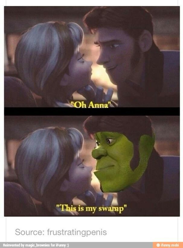 Shrek is love