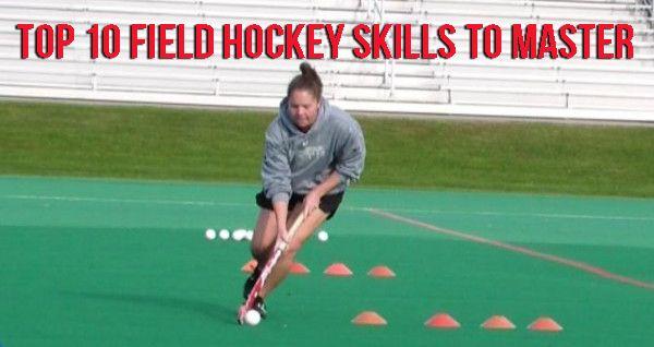 Field hockey game tips