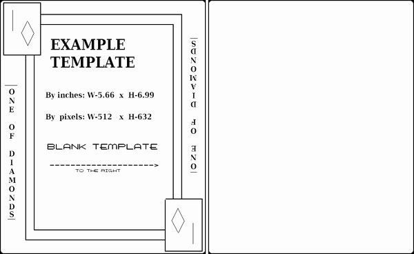 Blank Playing Card Template Beautiful Best S Of Playing Card Template Playing Card Deck Card Templates Printable Blank Playing Cards Card Sizes