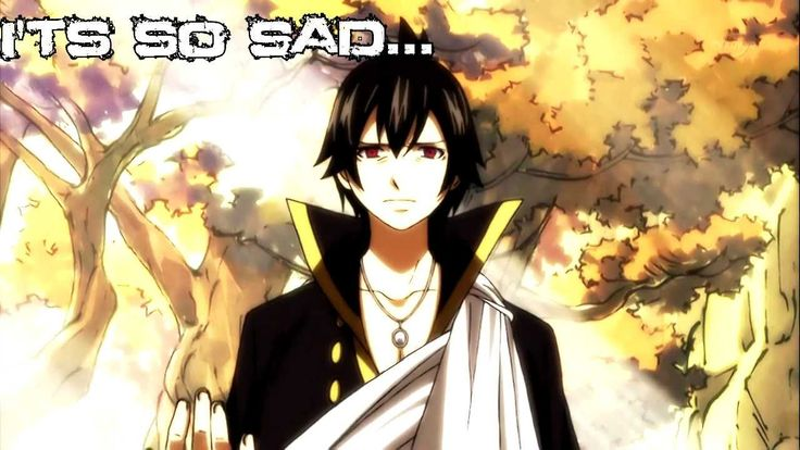 Fairy Tail AMV - The Black Wizard Zeref