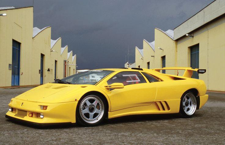 Lamborghini Diablo | Lamborghini Diablo Iota,