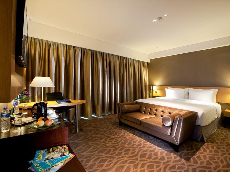 Ambassador Club Room #hotel #jsluwansa #relax