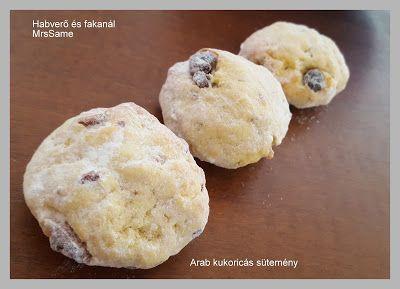Habverő és fakanál: Arab kukoricás sütemény
