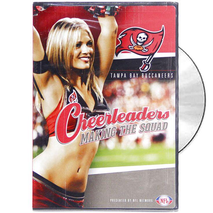 Tampa Bay Buccaneers Historic Logo 2006 Cheerleaders - Making The Squad DVD - $10.44