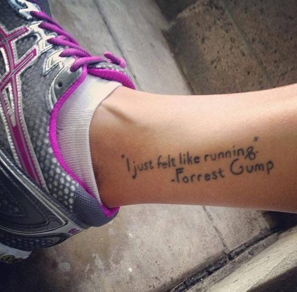 41 Awesome Running-Inspired Tattoos | Runner's World