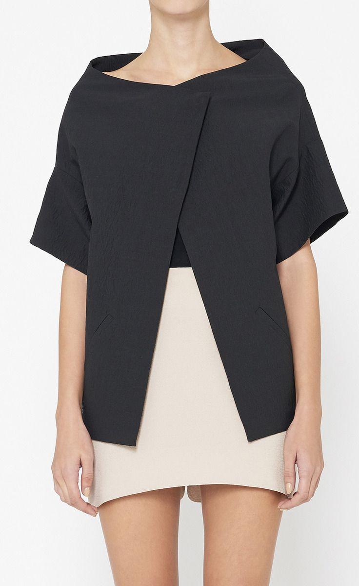 Vera Wang Black Jacket