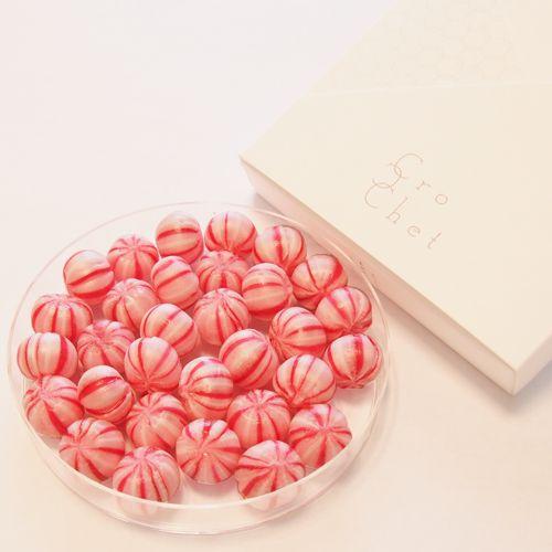 祇園桜手鞠 | Crochet クロッシェ「京あめ」京都
