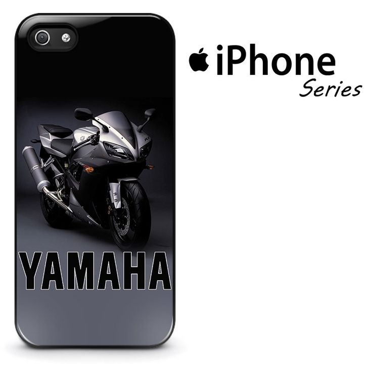 Yamaha R1 Black Phone Case   Apple iPhone 4/4s 5/5s 5c 6 6 Plus Samsung Galaxy S3 S4 S5 S6 S6 Edge Samsung Galaxy Note 3 4 5 Hard Case