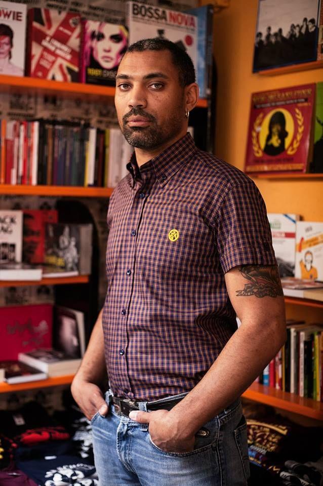 Ntendarere from Giuda with the new RisingSun shirt
