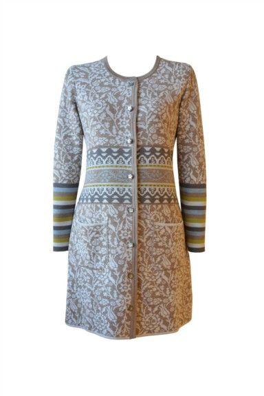 Oleana cardigan sweater coat