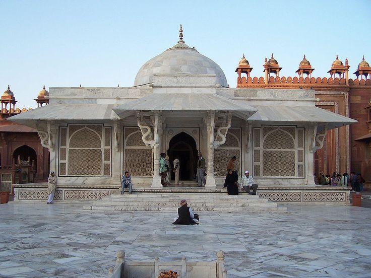 TombSalimChisti - Фатехпур-Сикри — Википедия