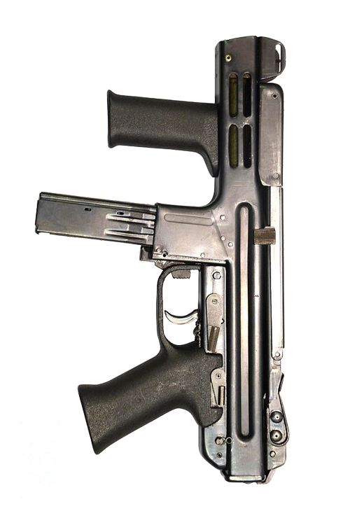 Spectre M4 Submachine Gun | Source? -DAJ