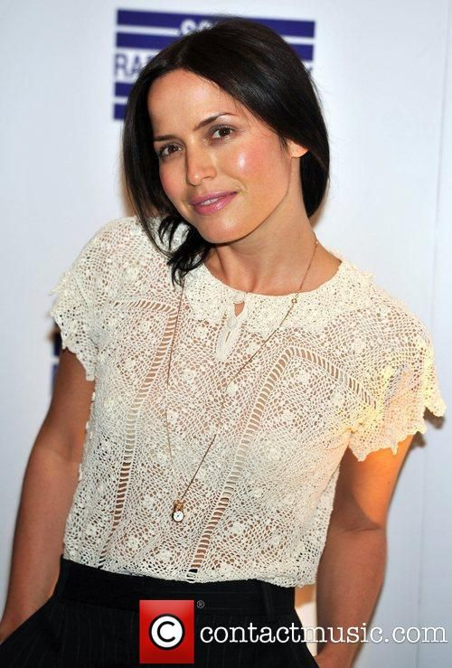Andrea Corr Sony Radio Academy Awards held at...