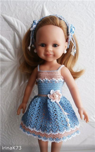 Наряд для Паола Рейна / Одежда для кукол / Шопик. Продать купить куклу / Бэйбики. Куклы фото. Одежда для кукол