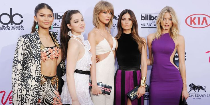 Cutouts, crop tops, and jumpsuits: See all the looks from the Billboard Music Awards.