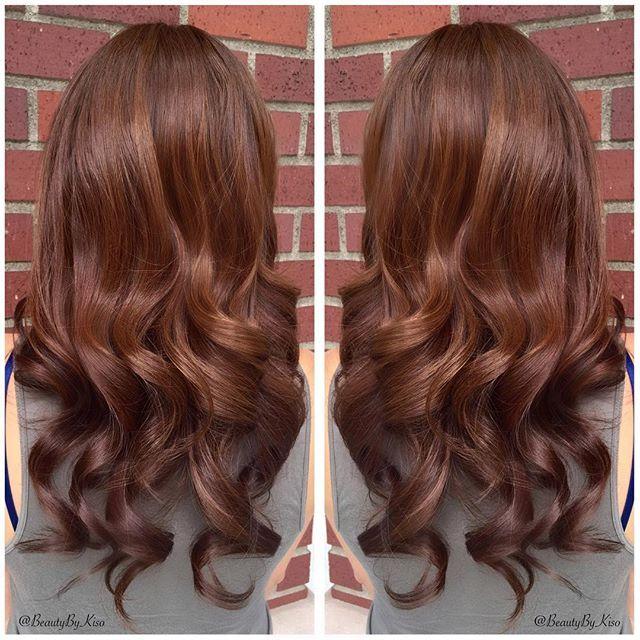 Chestnut Hair Color Chart Rebellions