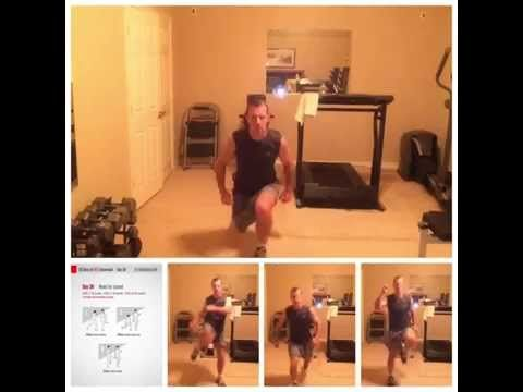 how to make a hiit program at home
