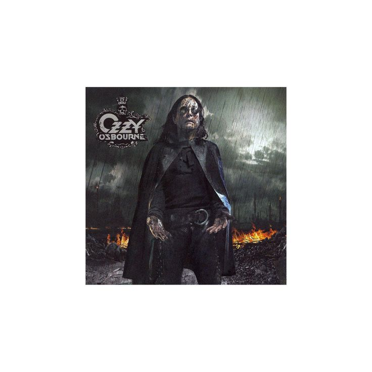Ozzy osbourne - Black rain (Tour edition) (CD)