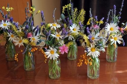 wild flowers for a navy wedding | And to finish off, here are some other equally amazing and beautiful ...