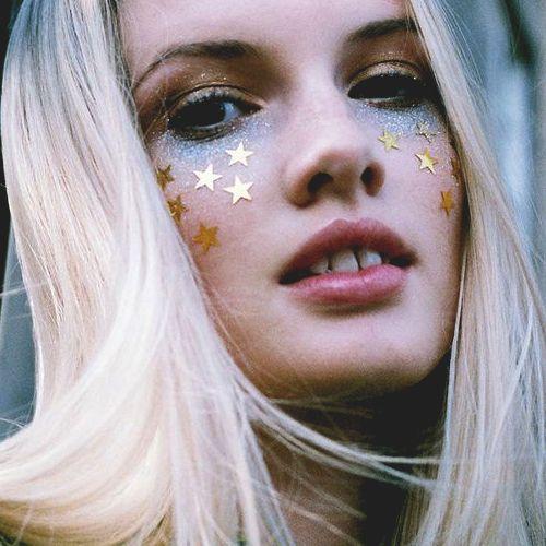 Maquillaje chulo y exoticón
