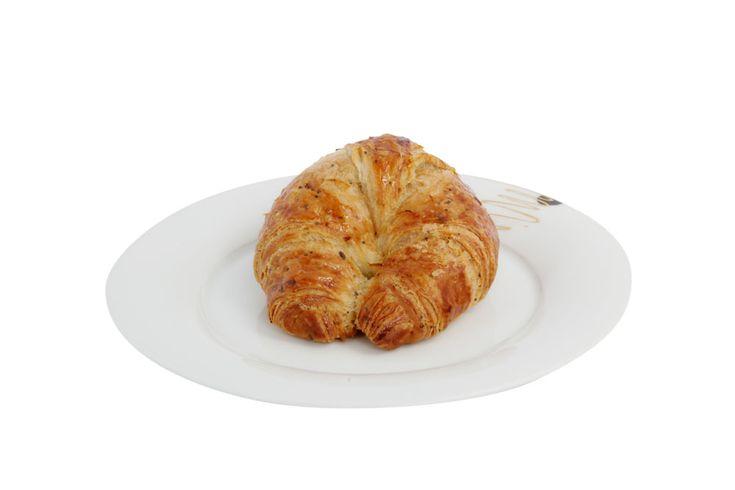 #croissant ai cereali con marmellata #frutti di bosco