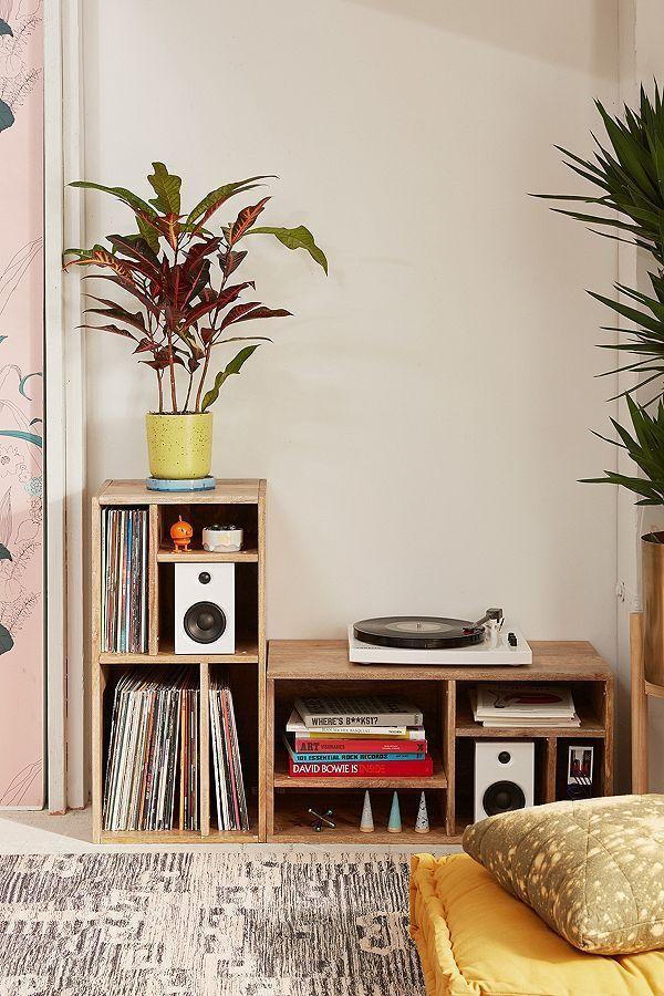 Meuble  vinyles H ll¸ Blogzine blog deco & lifestyle hello