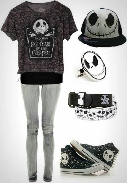 Nightmare before christmas - Nightmare Before Christmas Clothes Pinterest Nightmare Before