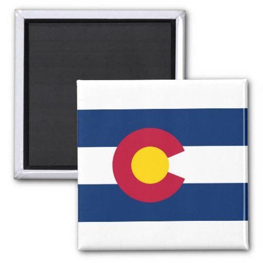 state flag for colorado