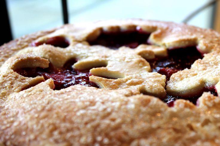 Gluten free pie | East Village Bakery | Vancouver