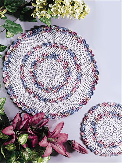 Google Crochet Pattern Central : 17 Best images about Doilies on Pinterest LUSH, Cute ...