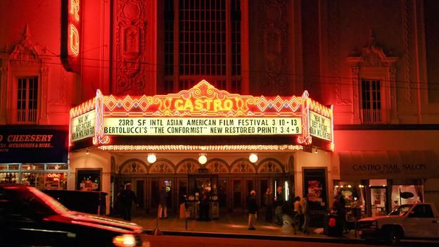 Castro Theater, San Francisco - The 10 most beautiful cinemas in the world