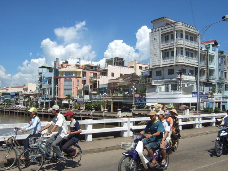 Rach Gia - Vietnam (8 januari 2009)