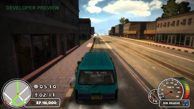 Download Game Simulasi Angkot