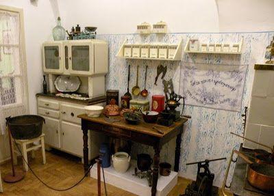 Znalezione obrazy dla zapytania kuchnia lata 30