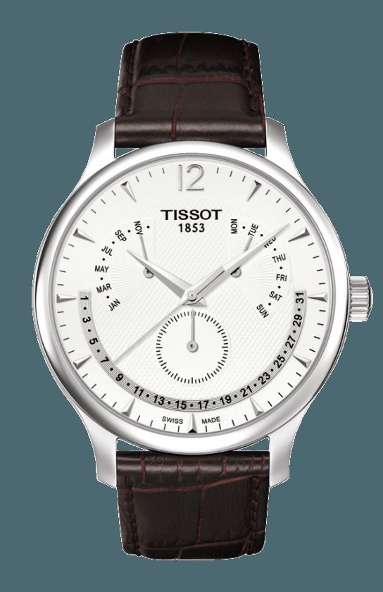 17 best images about tissot men s watches luxury tissot tradition perpetual calendar t063 637 16 037 00