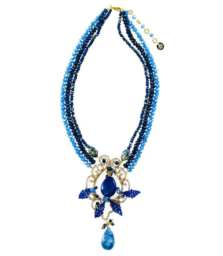Elizabeth Wahyu Accessories  Necklace  www.elizabethwahyu.com  #accessories #jewellery #necklace #jewelry