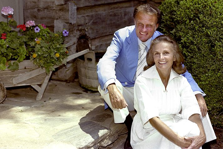 Billy and Ruth Graham: Their Love Story