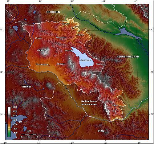 Armenien 2 - Land und Leute