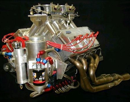 Jon Kaase Racing Engines - 820 Ford HEMI